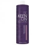 Фото Keen Keratin Farbglanz Shampoo - Шампунь для волос, Стойкость цвета, 1000 мл