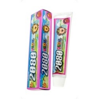 Kerasys DС 2080 Toothpaste Kids - Детская зубная паста, Клубника, 80 г.