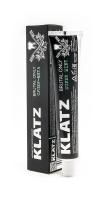 Зубная паста для мужчин Klatz BRUTAL ONLY Супер-мята, 75 мл