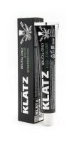 Зубная паста Klatz BRUTAL ONL - Для мужчин  Дикий можжевельник, 75 мл