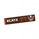 Фото Зубная паста Klatz BRUTAL ONLY - Для мужчин  Бунтарский ром, 75мл