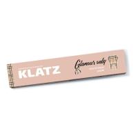 Зубная паста Klatz GLAMOUR ONLY - Для девушек Молочный шейк, 75мл