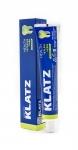 Фото Зубная паста Klatz HEALTH - Целебные травы без фтора, 75 мл