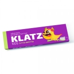 Фото Зубная паста Klatz KIDS - Тутти-фрутти, 48 мл