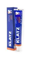 Зубная паста Klatz LIFESTYLE - Активная защита без фтора, 75 мл