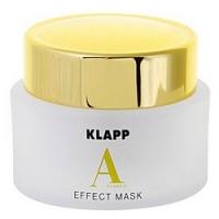 Klapp A Classic Effect Mask - Эффект-маска для лица, 50 мл