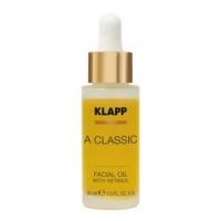 Купить Klapp A Classic Facial Oil - Масло-концентрат витамин А ретинол, 30 мл.