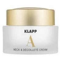 Klapp A Classic Neck&Decollete Cream - Крем для шеи и декольте, 50 мл