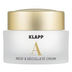 Фото Klapp A Classic Neck&Decollete Cream - Крем для шеи и декольте, 50 мл