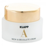 Фото Klapp A Classic Neck And Decollete Cream - Крем для шеи и декольте, 100 мл