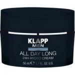 Фото Klapp All Day Long-24H Hydro Emulsion - Гидрокрем 24 часа, 50 мл.