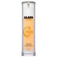 Klapp C Pure Cream Complete - Витаминный крем, 45 мл