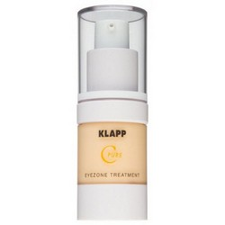 Фото Klapp C Pure Eyezone Treatment - Крем для кожи вокруг глаз, 15 мл