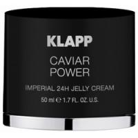 Купить Klapp Caviar Power Imperial 24H Jelly Cream - Крем-желе Империал 24 часа, 50 мл