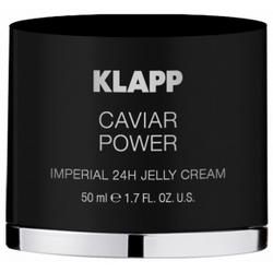 Фото Klapp Caviar Power Imperial 24H Jelly Cream - Крем-желе Империал 24 часа, 50 мл