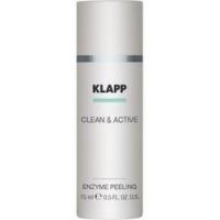 Klapp Clean And Active Enzyme Peeling - Пилинг энзимный, 15 мл фото