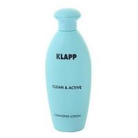Купить Klapp Clean&Active Cleansing Lotion - Очищающее молочко, 250 мл