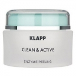 Фото Klapp Clean&Active Enzyme Peeling - Энзимный пилинг, 50 мл