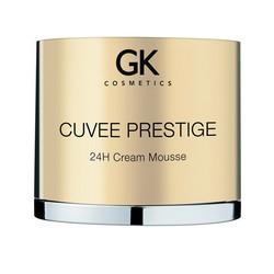 Фото Klapp Gk Cuvee Prestige 24 H Cream Mousse - Крем-мусс увлажнение 24 часа, 50 мл.