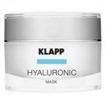 Фото Klapp Hyaluronic Mask - Маска Глубокое увлажнение, 50 мл