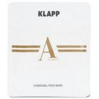 Klapp Hydrogel Face Mask - Гидрогелевая маска Витамин А, 3 штуки в 1 упаковке