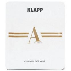 Фото Klapp Hydrogel Face Mask - Гидрогелевая маска Витамин А, 3 штуки в 1 упаковке