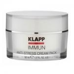Фото Klapp Immun Anti-Stress Cream Pack - Крем-маска Анти-стресс, 50 мл