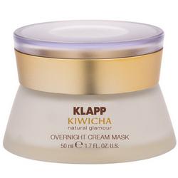Фото Klapp Kiwicha Overnight Cream Mask - Крем-маска ночная, 50 мл