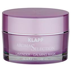 Фото Klapp Lavander Calming Mask - Маска успокаивающая лаванда, 50 мл