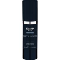 Klapp Men Shape And Smooth-Global Gel - Концентрат для ухода за бородой и кожей лица, 30 мл