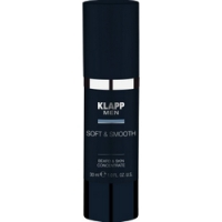 Купить Klapp Men Shape And Smooth-Global Gel - Концентрат для ухода за бородой и кожей лица, 30 мл