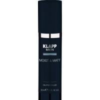 Klapp Moist&Matt-Oilfree Fluid - Увлажняющий и матирующий флюид, 50 мл.