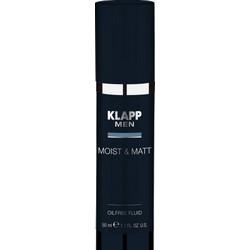 Фото Klapp Moist&Matt-Oilfree Fluid - Увлажняющий и матирующий флюид, 50 мл.