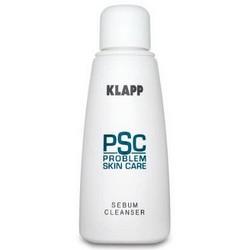 Фото Klapp PSC Problem Skin Care Sebum Cleanser - Антисептический очищающий тоник, 125 мл