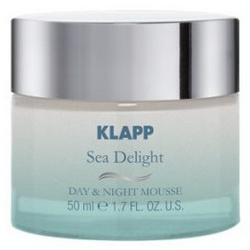 Фото Klapp Sea Delight - Крем-мусс нежность 24 часа, 50 мл