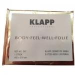 Фото Klapp Thalmarin Body-Feel-Well-Folie - Фольга для обертывания, 1 шт