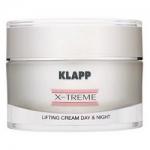 Фото Klapp X-Treme Lifting Cream Day&Nigh - Крем-лифтинг день-ночь, 50 мл