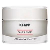 Klapp X-Treme Lifting Cream Day&Nigh - Крем-лифтинг день-ночь, 50 мл