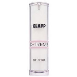 Фото Klapp X-Treme Top Finish - Топ Финиш-эффект бархата, 30 мл