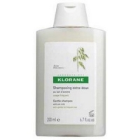 Klorane Shampoo with almond milk - Шампунь с Миндалём, 200 мл<br>
