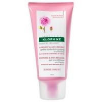 Купить Klorane Soothing And Anti-Irritating Gel Conditioner With Peony - Кондиционер-гель для волос с экстрактом пиона, 150 мл