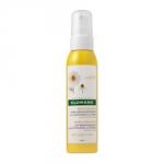 Фото Klorane Spray Eclaircissant A La Camomille - Спрей для волос с экстрактом ромашки и меда, 125 мл