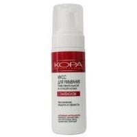 Купить KORA - Мусс для умывания чувствительной и сухой кожи с пантенолом, 160 мл, КОРА