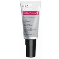 Korff Correctionist Antiwrinkle and Regenerating Eye Cream - Крем против морщин для контура глаз, 15 мл