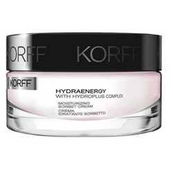 Фото Korff Hydraenergy Moisturizing Cream Sorbet - Увлажняющий крем-сорбет 50 мл