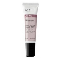 Korff Lifting Eye Cream and Lips - Крем для контура глаз и губ, 15 мл