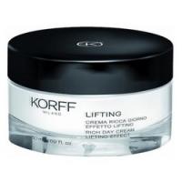 Korff Lifting Rich Day Cream SPF15 - Легкий дневной крем, 50 мл
