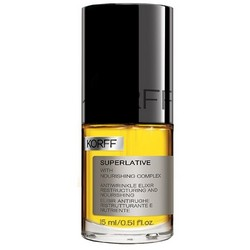 Фото Korff Superlative Antiwrinkle Restructuring Nourishing Elixir - Эликсир против морщин, 15 мл