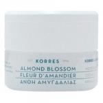 Фото Korres Almond Blossom Moisturising Cream - Крем увлажняющий с соцветиями миндаля для нормальной и сухой кожи, 40 мл