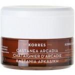 Фото Korres Castanea Arcadia Night Cream - Крем ночной против глубоких морщин с каштаном из аркадии, 40 мл